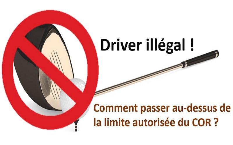 Quelles solutions pour jouer un driver illégal?