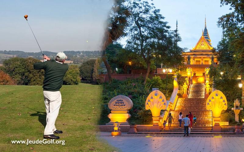 Les golfeurs seniors sont attirés par les voyages de golf, alliant golf, culture et découverte