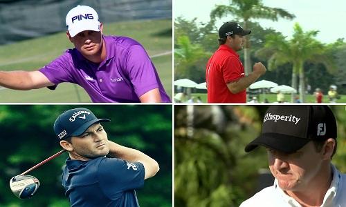 4 garçons dans le vent ! English, Reed,Every et Walker souffle le très chaud sur le PGA Tour