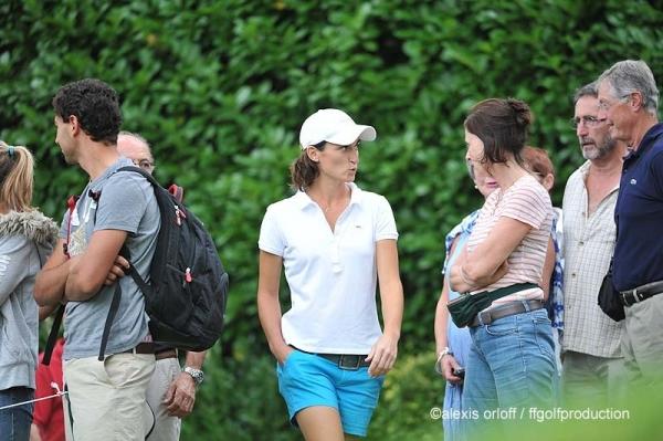 Anne-Lise Caudal comme à la maison : 5ème du Lacoste Ladies Open de France