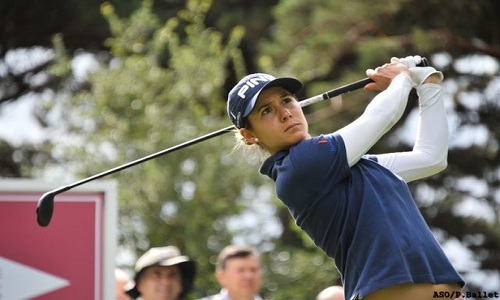 Lacoste Ladies Open de France 2014: Azahara princesse de Chantaco?