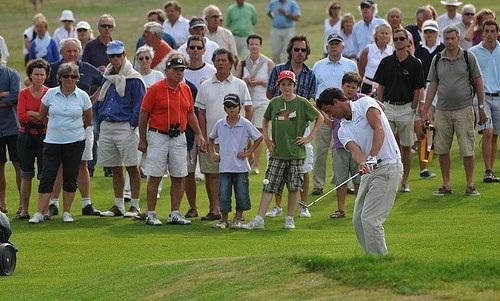 Nicolas Tacher - Bilan de l'Open de France et perspectives pour la suite de la saison 2013