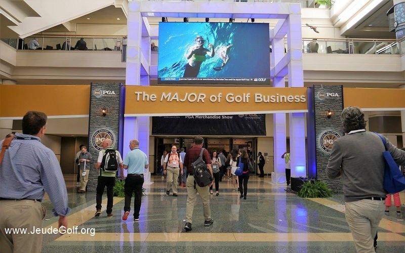 L'industrie du matériel de golf a rebondi en 2018, et se rapproche de son niveau haut historique