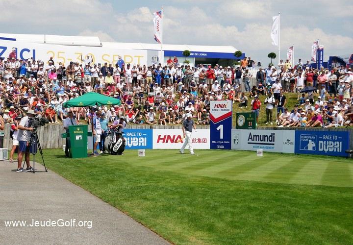 Open de France : L'affluence en berne inquiète à deux mois de la Ryder Cup