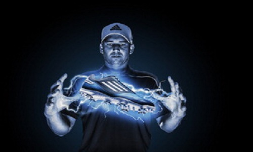 Sergio Garcia électrise parfois trop Adidas !