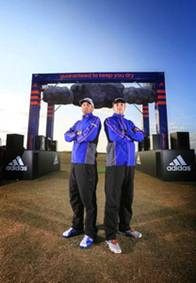 vêtements de golf waterproof pour Adidas