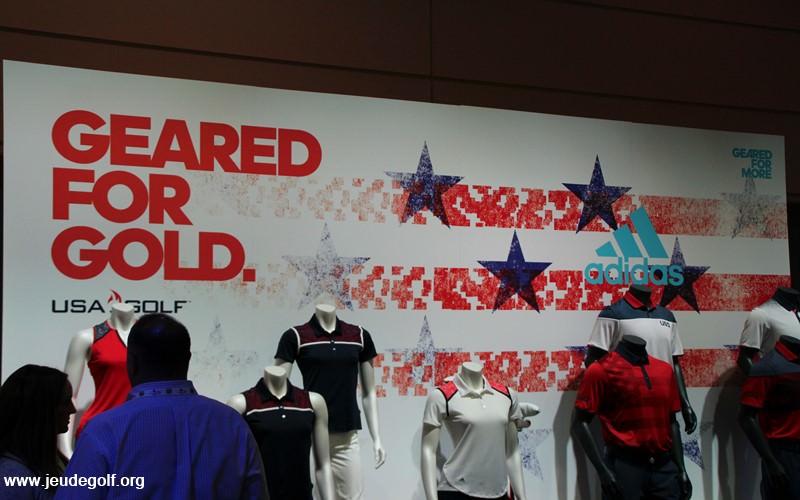 Adidas Golf exclut d'un périmètre de vente éventuel