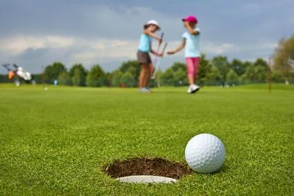 A quel âge découvrir le golf ?