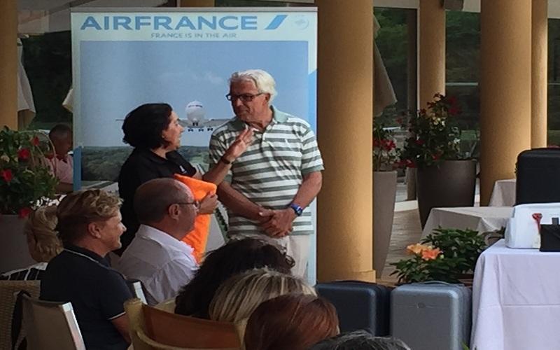 Expérience du Air France Golf Tour 2015 : une compétition amateur de haut vol