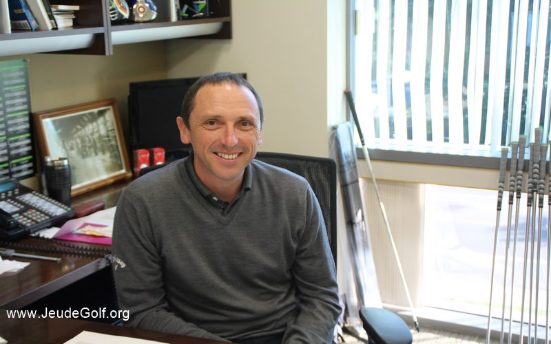 Interview exclusive avec Alan Hocknell, directeur recherche et développement Callaway Golf
