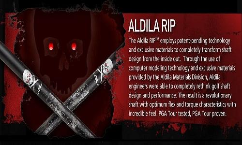 Aldila RIP Tour