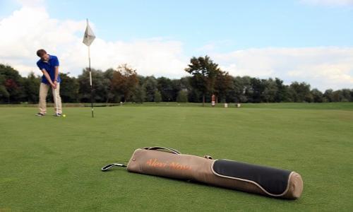 D'une journée porte ouverte à créer une entreprise dans la filière golf