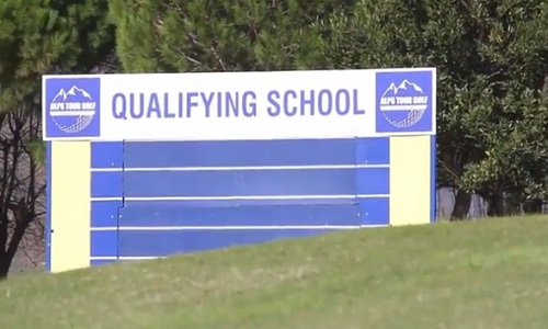 Alps Tour Q-School: La difficulté de passer d'amateur à Pro de golf