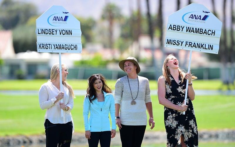 ANA Inspiration 2016, le 1er majeur de golf féminin de la saison Crédit photo ; Getty Images