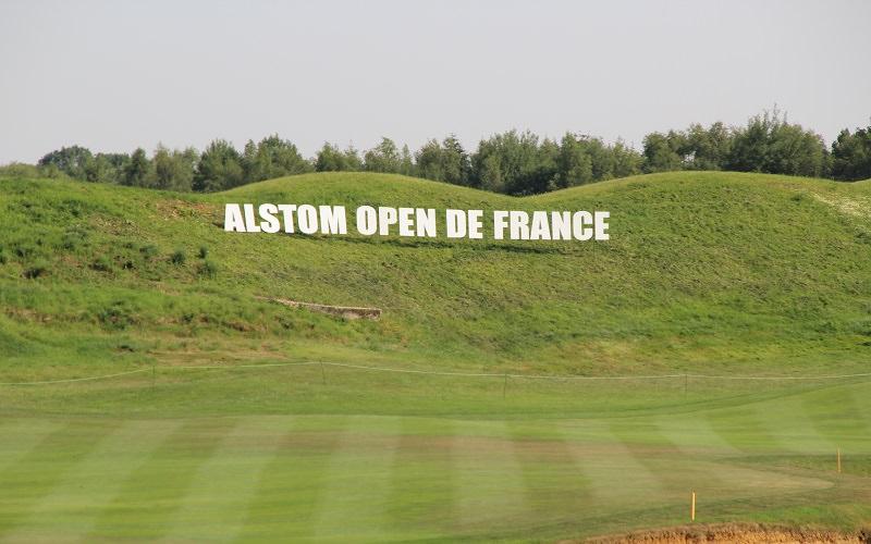 L'open de France se cherche un nouveau sponsor titre