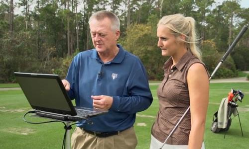 Développer la pratique du golf à travers plus d'outils technologiques