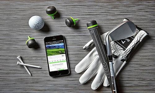 Arccos: Enregistrez vos coups de golf en temps réel sur le parcours