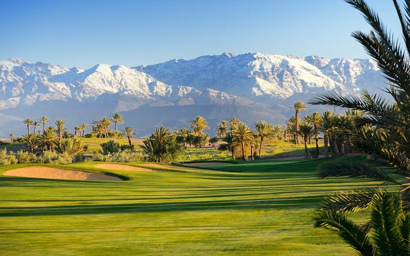 10 raisons d'aller jouer au golf au Maroc cet hiver