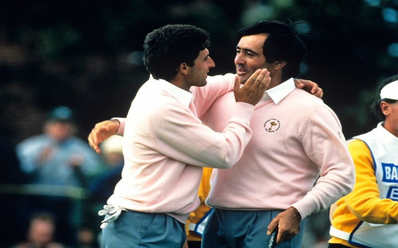 Le golf espagnol a su tirer profit de l'héritage de Ballesteros ! - Crédit photo : Mark Newcombe