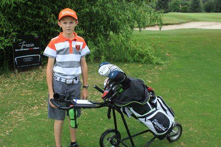 Baptiste Laurensou : Graine de champion à 12 ans !