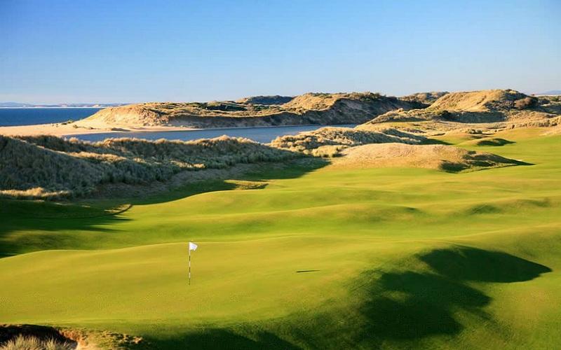 Golf en Tasmanie: Osez le golf au bout du monde!