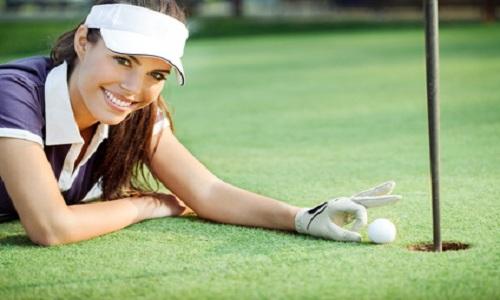 Belles de golf : l'atout charme du golf féminin