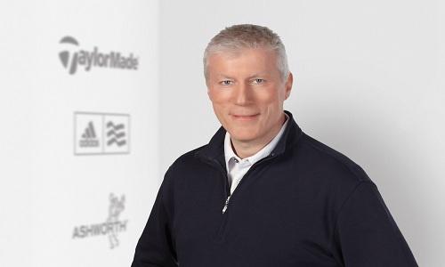 Benoit Vincent, directeur de la recherche et du développement chez TaylorMade