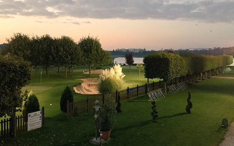 Le golf du Bois de Boulogne