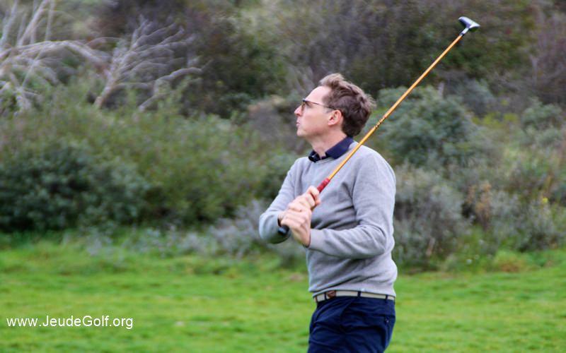 Patrice Boissonnas: Une approche romanesque de l'architecture d'un parcours de golf