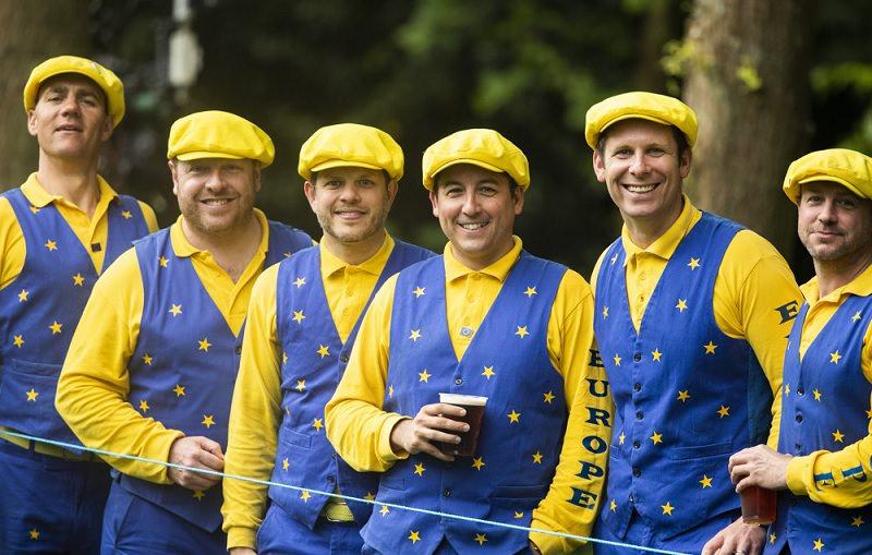 Brexit sale: Les conséquences pour le golf en Europe