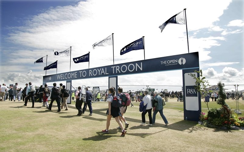 Pourquoi le British Open est le plus grand des majeurs de golf ? Crédit photo : Mark Newcombe