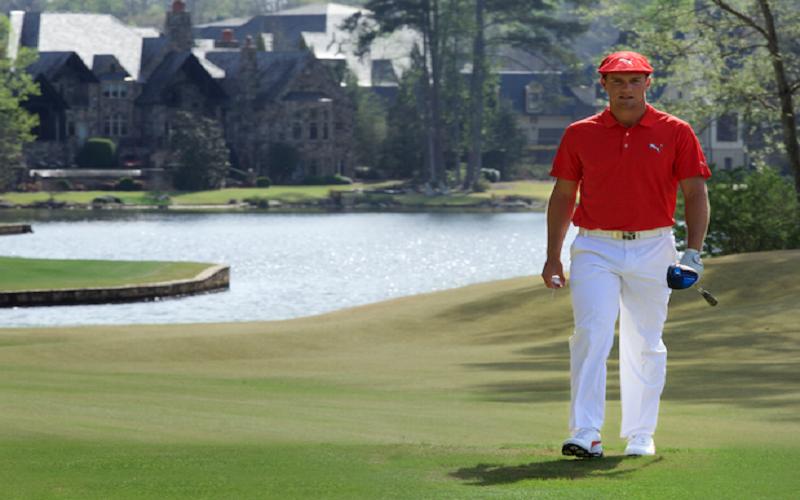 Bryson Dechambeau passe pro et signe chez Cobra Puma Golf et Bridgestone