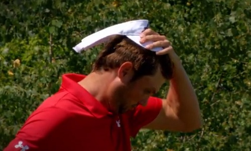 Le burn-out du golfeur !