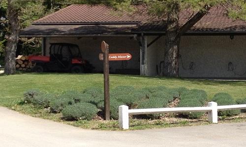Des services ++ au Golf Club de Lyon