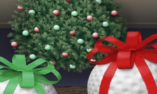 Envie de faire un cadeau golf pour Noel ?