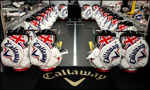 Callaway en force avant le British Open 2013