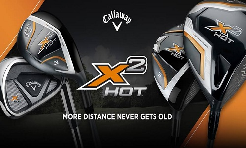 Gamme X2HOT by Callaway