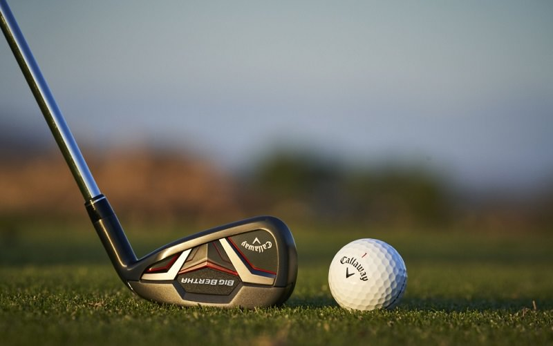 Callaway Big Bertha 2019 : A la relance des fers Super Improvments