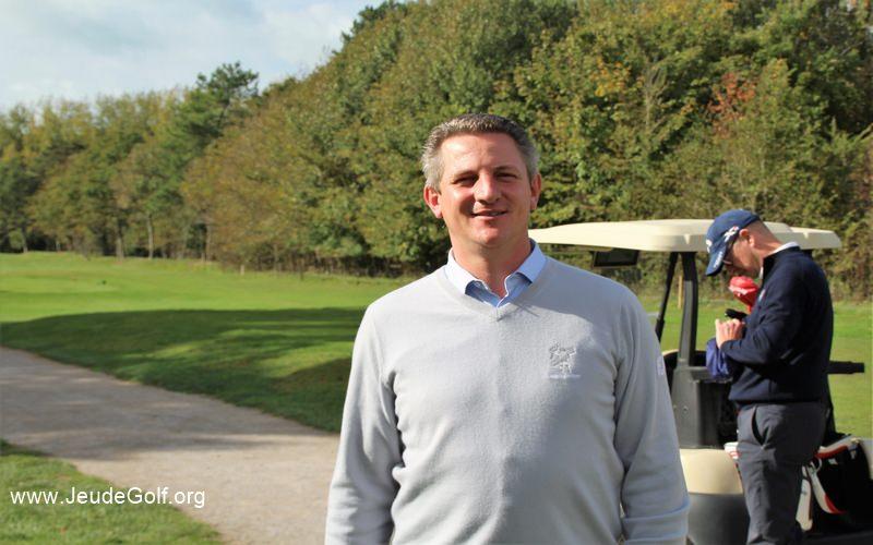 Entretien avec Charles Debruyne, directeur du golf du Touquet