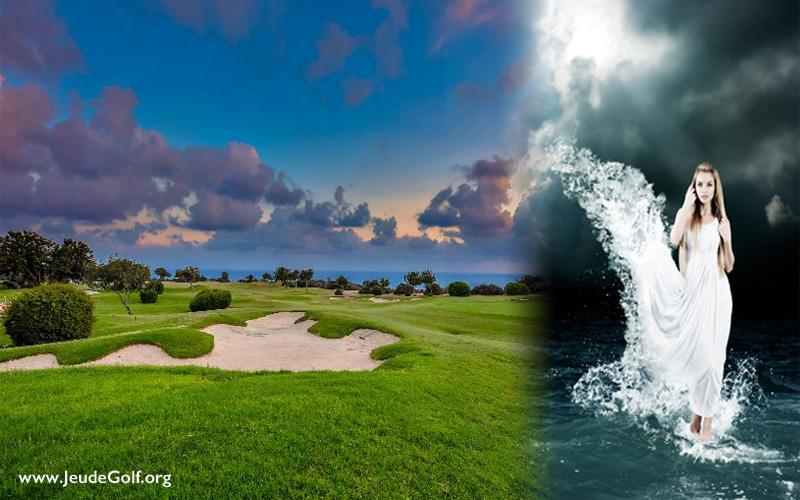 Jouer au golf à Chypre, sous la bienveillance d'Aphrodite, la déesse de l'amour