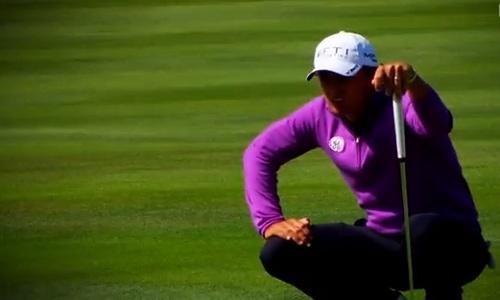 Comment bien lire un green de golf ?