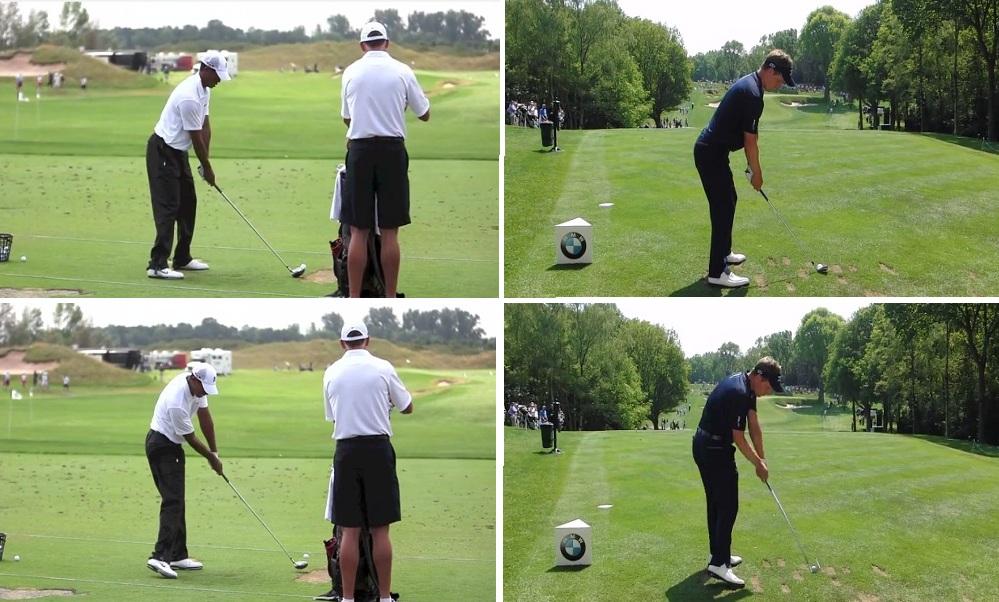 Le golf est un sport de lancer