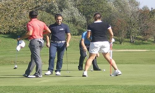 Les jeunes : l'avenir du golf