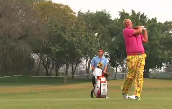 PGA  Championship 2012 : Le retour de John Daly et des gros frappeurs !