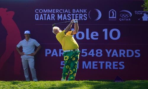 John Daly en guest-star au Qatar Masters