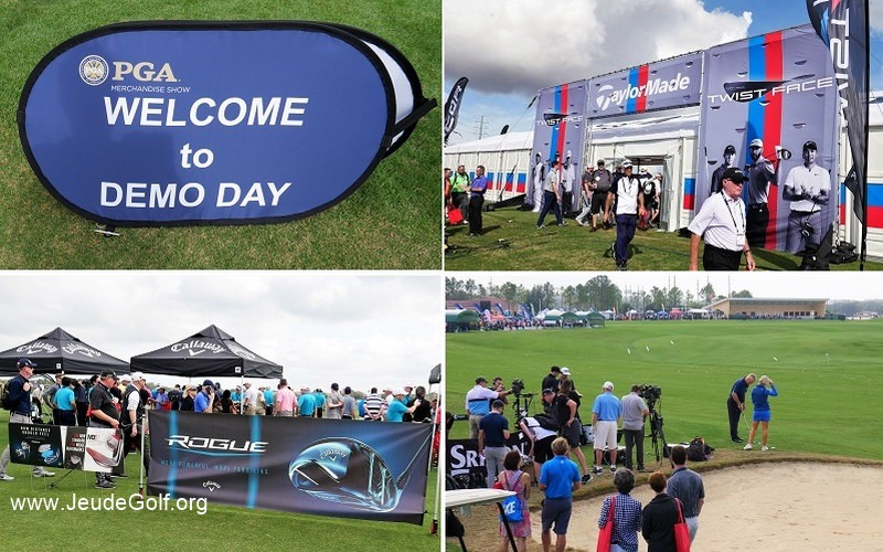 PGA Merchandise Show 2018 : Demo Day – Jour 1