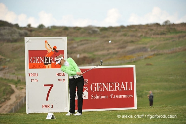 Carly Booth remporte en play-off le Dinard Open 2012