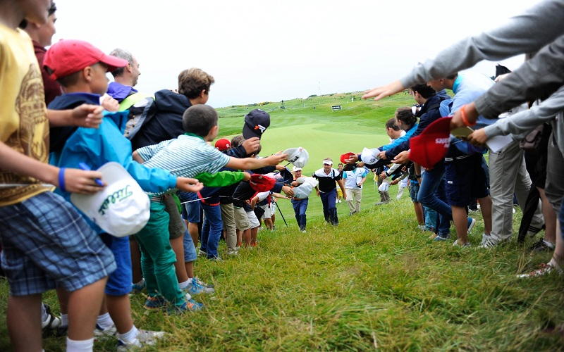 Le bout de son tunnel pour Dubuisson à l'Open de France ? ASO/Presse Sports/S.Thomas