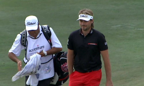 Victor Dubuisson: Vice-champion du monde de match-play à Dove Mountain