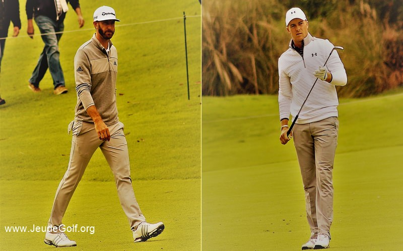 Jordan Spieth – Dustin Johnson : Duel spectaculaire à New-York